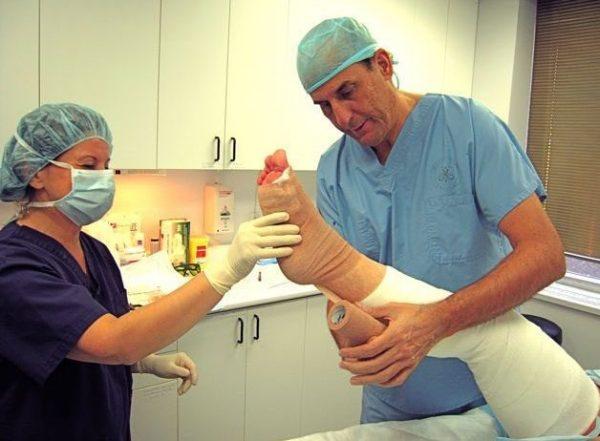 microchirurgie varicoză